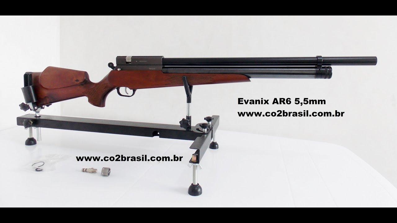 Evanix Conquest Semi Full Auto Pcp