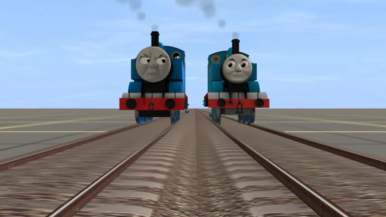 Classic Thomas VS CGI Thomas