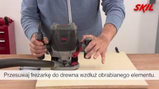 W jaki sposób korzystać z frezarki do drewna?