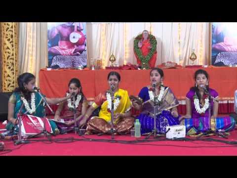 Swami Haridhos Giri Namasankirthan  Festival 2017  - (10) Divine Children Group, Thane