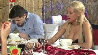 Pepe @ Cireasa de pe Tort alaturi de Liviu Varciu, Sanziana Buruiana si Andreea Tonciu (Sezonul 8)