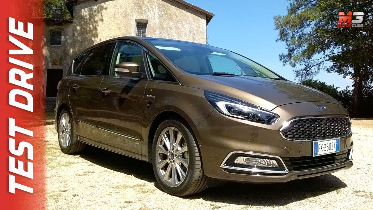 new ford s max vignale 2018 first test drive youtube. Black Bedroom Furniture Sets. Home Design Ideas