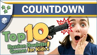 Top 10 Russian Roulette Games for Kids