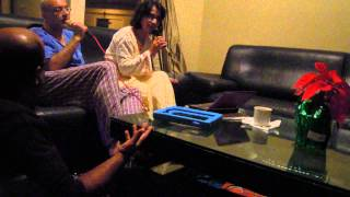 humein aur jeene ki chahat na hoti--Me & Ankur; by Nandini Sarkar