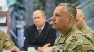 Strong Europe Spotlight - Retired General Carter Ham Visit