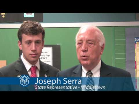 Joseph Serra - Farm Hill School- Saving Family Resource Center From Gov's Cuts