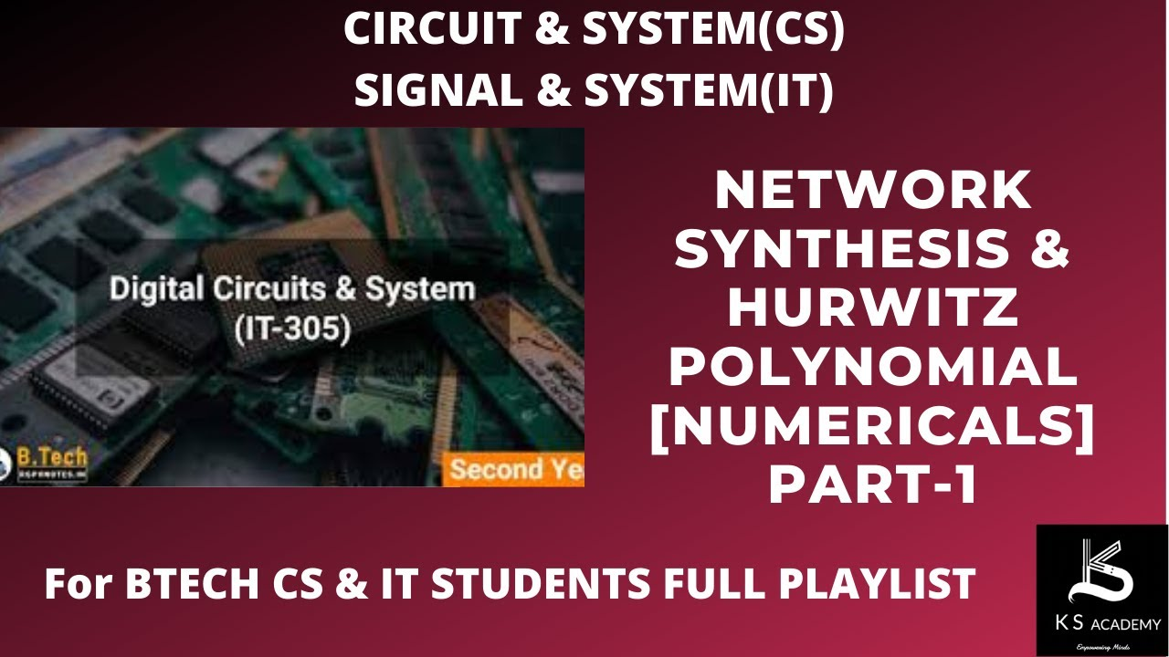Circuit Theory Analysis And Synthesis By A Chakrabarti Pdf