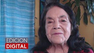 """""""Podemos hacer la diferencia en muchos estados"""": activista Dolores Huerta sobre el voto hispano"""