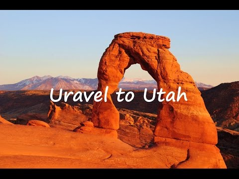 Uravel Travel - 5 National Parks in Utah