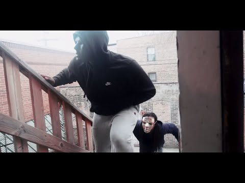Prince Eazy – Crazy Story PART 1 Official Music Video  (King Von Remix)