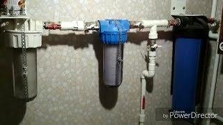 фильтр для воды Aquaphor Gross 10 ремонт
