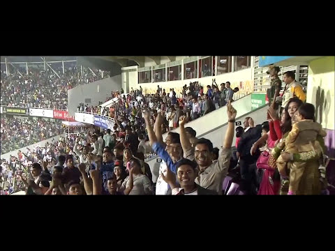 Chole Esho - ICC Cricket World Cup 2015 Theme Song