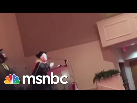 Graduate Discusses Principal's Racist Remarks | msnbc