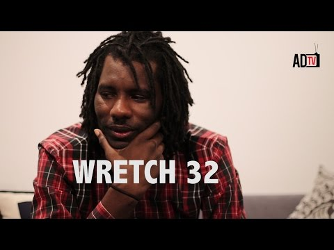 "Wretch 32  Growing Over Life Interview:  ""Attaining Wisdom and Sharing Knowledge"""