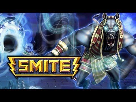 видео: smite Анубис (Гайд)