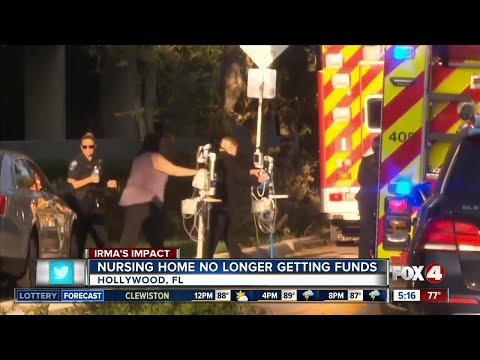 Florida nursing home will no longer receive state funds