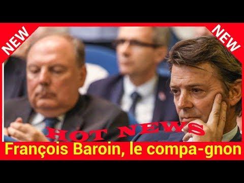 François Baroin, le compagnon de Michèle Laroque, arrête la politique