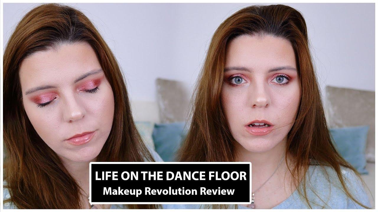 Makeup revolution life on the dance floor