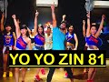 Zumba YO YO - ZIN 81   ZUMBA   MERENGUE   Zumba Fun Vietnam