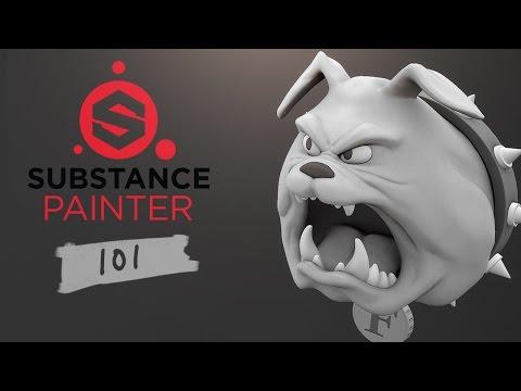 Substance Painter 101: Brutus