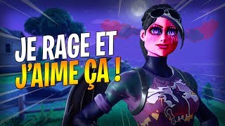 I RAGE AND I LOVE A! (NEW SKIN) - FORTNITE BATTLE ROYALE EN
