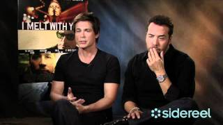 I Melt With You -  Rob Lowe, Jeremy Piven, Thomas Jane & Mark Pellington - Exclusive Cast Interviews Thumbnail