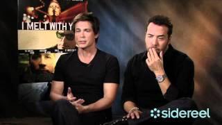 I Melt With You -  Rob Lowe, Jeremy Piven, Thomas Jane & Mark Pellington - Exclusive Cast Interviews Thumbnail