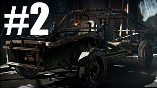 Mad Max Gameplay Playthrough #2 - The Magnum Opus (PC)