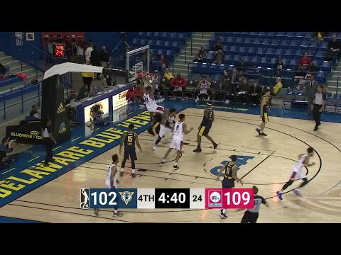 Shawn Long (21 points) Highlights vs. Fort Wayne Mad Ants