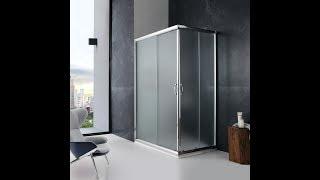 Sprchové kouty Giada - návod na instalaci