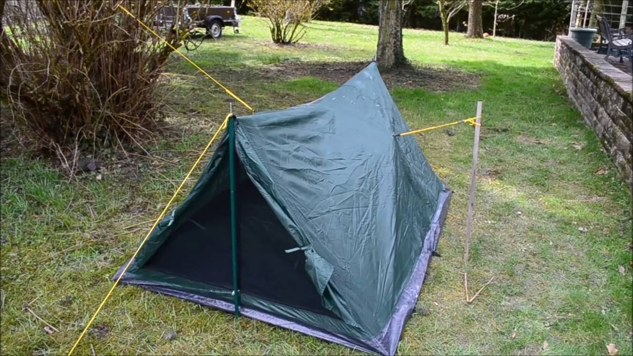 Stansport Scout Backpackers Tent & Stansport Scout Backpackers Tent - YouTube