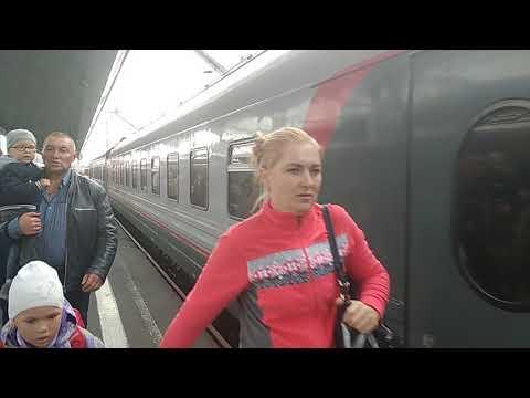 ЭП2К-361 с поездом 049 Кисловодск - Санкт-Петербург