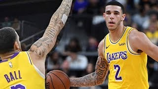 Lonzo Ball FORCED To Cover Up Big Baller Brand Tattoo By NBA!