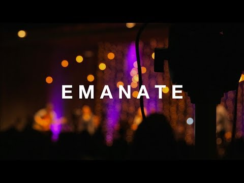 7/31/17 Emanate: AJ Jones, worship with Colin Powers