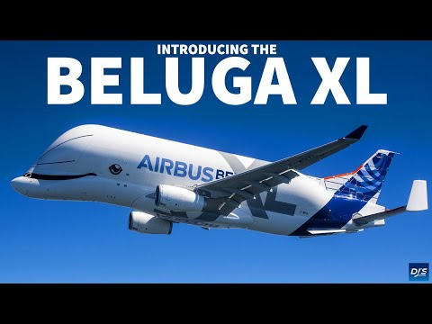 Introducing The Airbus Beluga XL