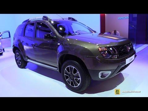 2017 Dacia Duster - Exterior and Interior Walkaround - 2016 Paris Motor Show