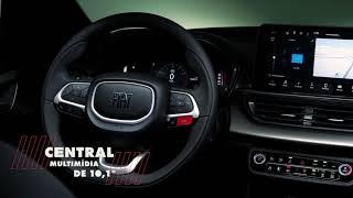 CarPoint News - Fiat revela interior do novo SUV Pulse
