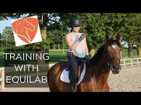Show Training with Equilab! | HayItsMaya - YouTube