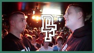 OSHEA VS SENSA | Don't Flop Rap Battle [TITLE MATCH]