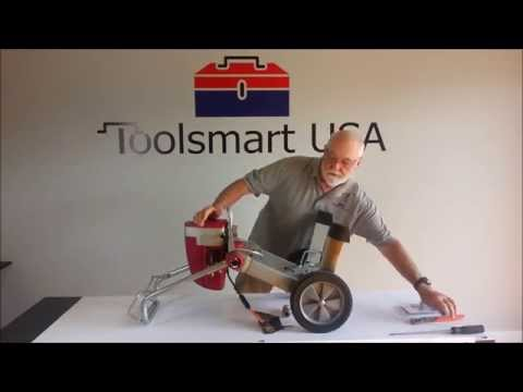 Titan Advantage 200 Pump Repacking Repair With ToolsmartUSA.com