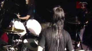 Metallica - Enter Sandman feat Joey Jordison - Download Festival UK - 2004