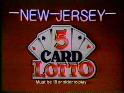 1988 New Jersey lottery
