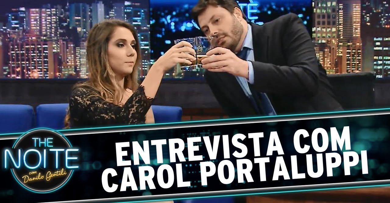 Entrevista Com Carol Portaluppi Filha Do Renato Ga Cho