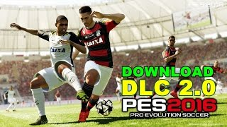 PES 17-  PATCH DLC 2.0 DE NOVEMBRO+DOWNLOAD