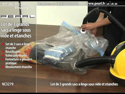 Sacs Étanches Grands Sous Et Linge De Vide Youtube 3 À Lot rdCxeWEQBo