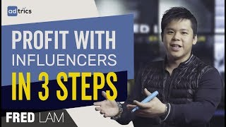 Follow THIS 3-Step Process To Profit With Influencers