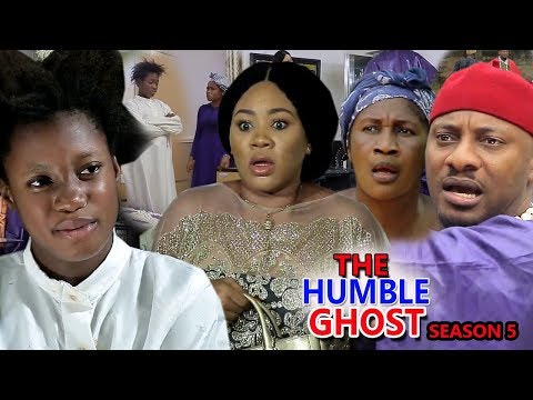 THE HUMBLE GHOST SEASON 5 - New Movie | 2019 Latest Nigerian Nollywood Movie Full HD | 1080p