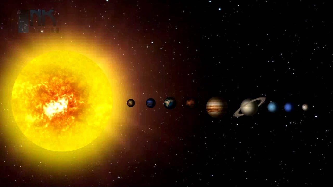 The Solar System Song (Planet Song) For Children - Baby ...