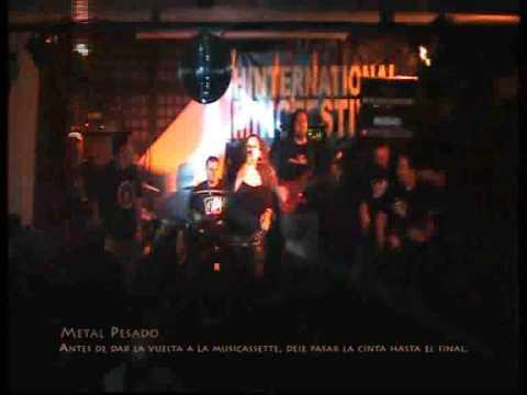 Fiesta Metal Pesado -- Mirada asesina -- Muro