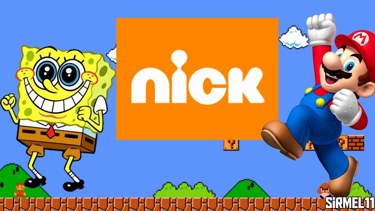 super mario nickelodeon cartoon rumor